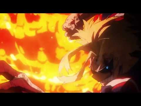 All Might's Final Move | United States Of Smash!!! | My Hero Academia