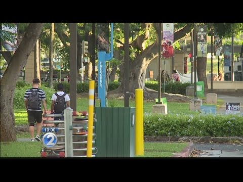 University of Hawaii at Manoa releases annual safety report