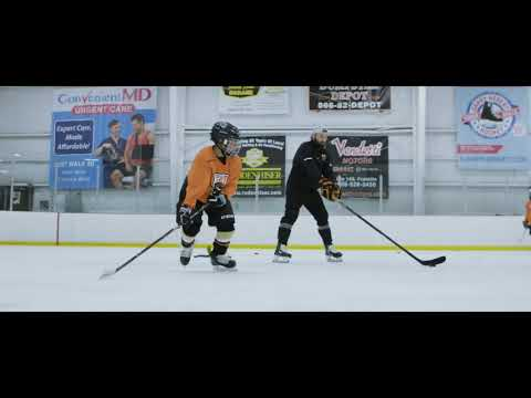 10 Steps Skills Training with MaxPro Hockey Club!