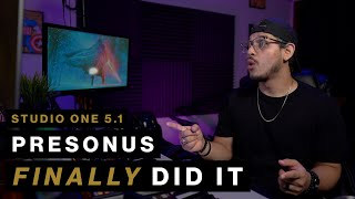 Studio One 5.1 New Features | PreSonus FINALLY Did It