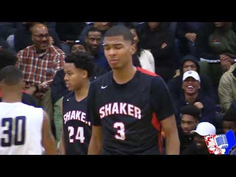 '17-18 OH Boys Hoops Shaker Hts @Garfield Hts