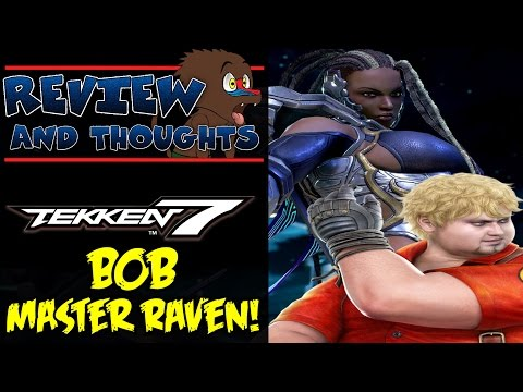 Bob/Master Raven Reveal Trailer [TEKKEN 7 FR] [REVIEW AND THOUGHTS] #33