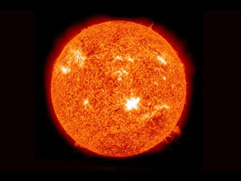 What's wrong with the Sun? Lack of solar activity could cause mini ice age by 2050 HD
