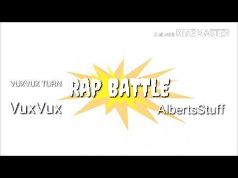 VuxVux Vs AlbertsStuff Rap Battle 2