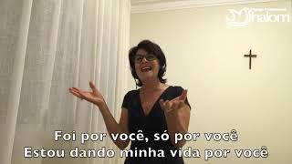 FOI POR VOCÊ   Alessandra Samadello   Voz : Dirce Medeiros