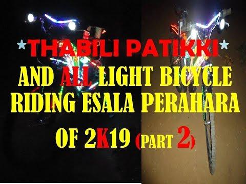 *Thabili Patikki* Light Bicycle