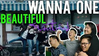 "WANNA ONE are ""BEAUTIFUL"" (Movie MV Reaction +Prologue)"