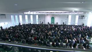 Friday Sermon: 23rd January 2015 (Urdu)