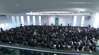 Friday Sermon: 23rd January 2015 (Urdu)