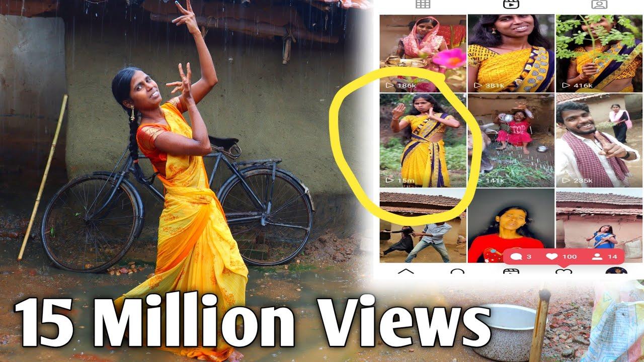 Barish Me Reels Video || 15 Million Viral Ho Gayi Me ❤