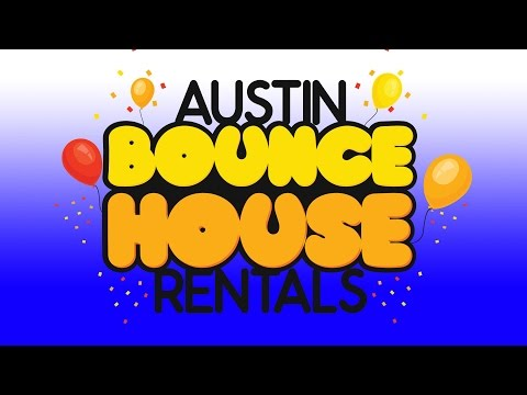 Austin Bounce House Rentals - Kids Party Rentals in Austin Texas!
