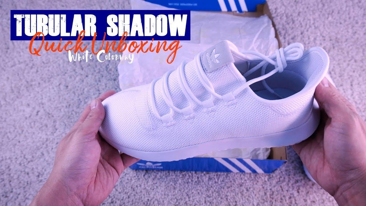 6c1b2f48c Adidas Tubular Shadow - Quick Unboxing   ASMR - YouTube