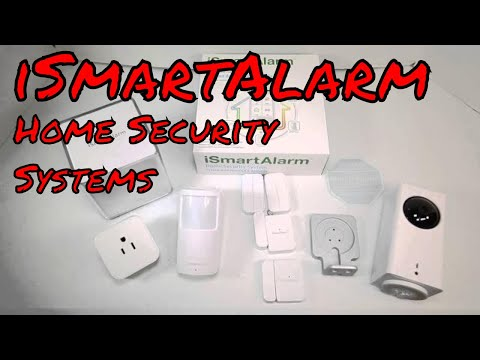 Home Security Systems You Can Do It Yourself With iSmartAlarm