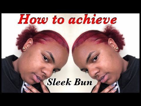 How To Slick Down Your Hair | Eco Styler Coconut Gel