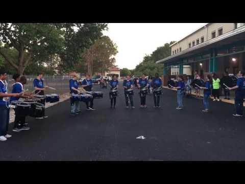 Dr. Phillips High School Drumline 2017