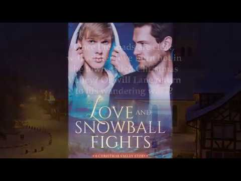 Love and Snowball Fights JR Loveless Book Trailer