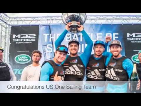 M32 Series racing in Copenhagen 2015