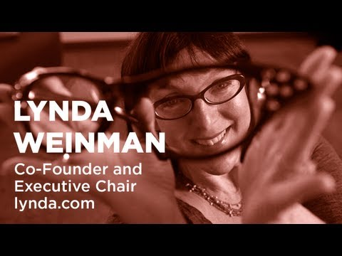 Lynda Weinman of lynda.com at LAUNCH Education & Kids