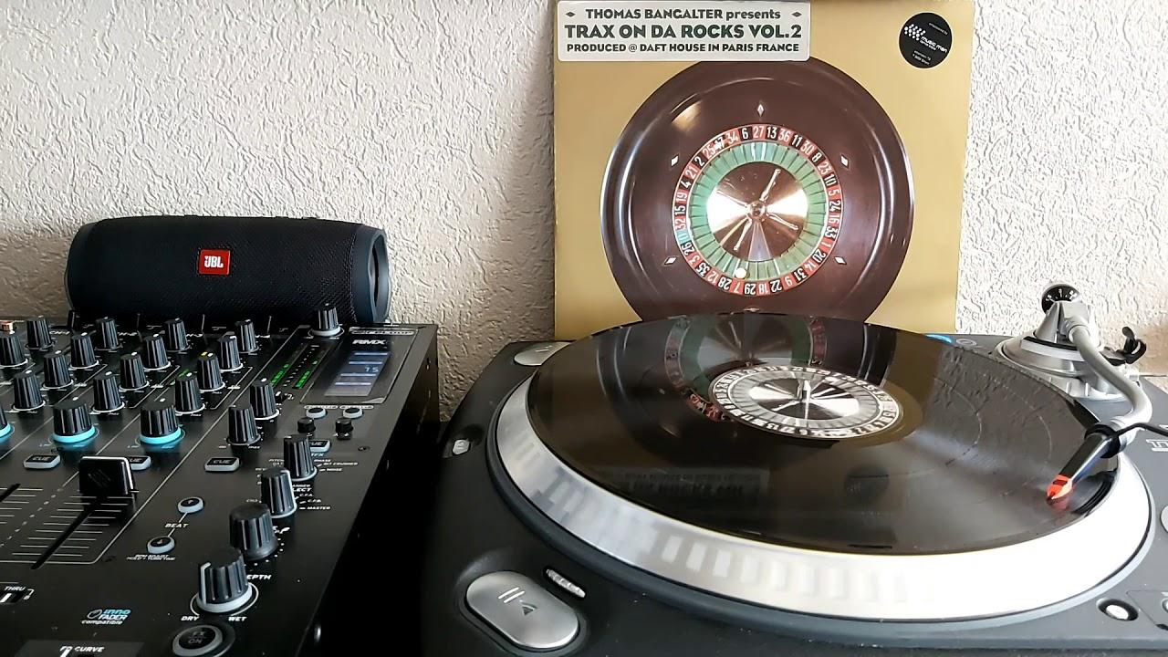 Thomas Bangalter – Trax On Da Rocks Vol. 2 - Club Soda - YouTube