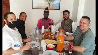 Brazil Ahmadi Muslims mark Eid al Fitr 2021