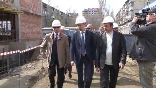 видео строительство бассейнов в Волгограде
