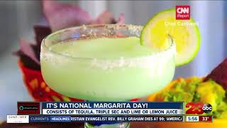 It's National Margarita Day