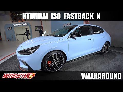 Hyundai I30 N - WoW! | Auto Expo 2020 | Hindi | Motoroctane