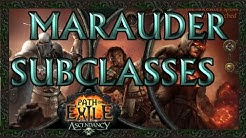 Path of Exile: Marauder Ascendancy Classes Review