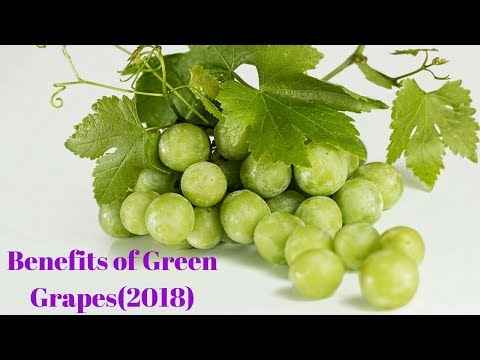Benefits of Green Grapes(2018)|Health Benefits of Green Grape(2018)