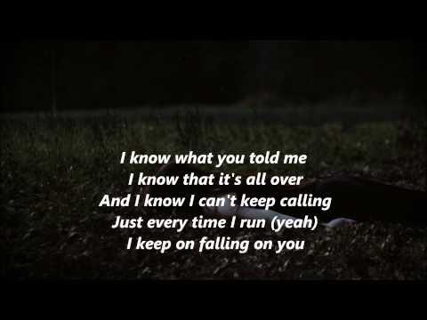 Tom Odell-I Know (Lyrics)