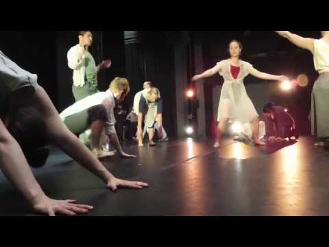 Berkeley Dance Project 2013: Aperture