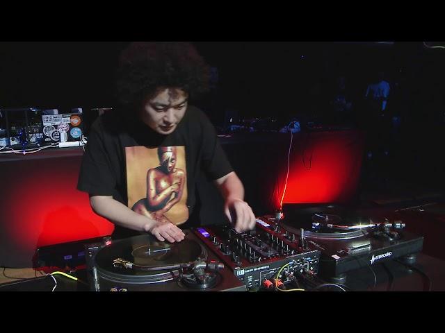 DJ Fummy Japan    IDA WORLD 2017 Technical Category Semi Finals set 1