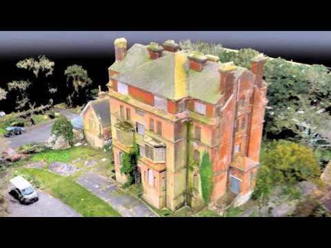 UAV/ Drone Measured Building & Topographical Survey