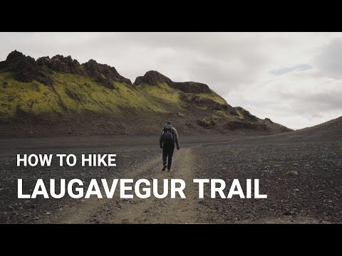 How to hike the Laugavegur trail | Hiking Guide