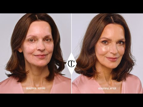 Pillow Talk Makeup Look For Older Women - Mother's Day Makeup | Charlotte Tilbury thumbnail