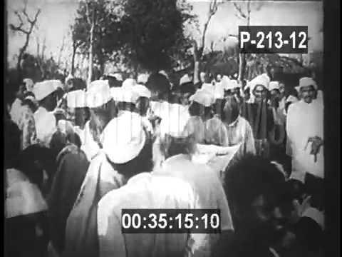 Gandhi is Assassinated 1948