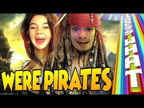WERE PIRATES !! -|- GUESS WHAT -|- Minecraft xbox