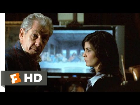 The Da Vinci Code (5/8) Movie CLIP - The Secret of The Last Supper (2006) HD