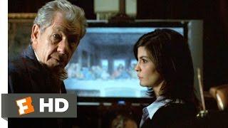 The Da Vinci Code (5/8) Movie CLIP - The Secret of The Last Supper (2006) HD
