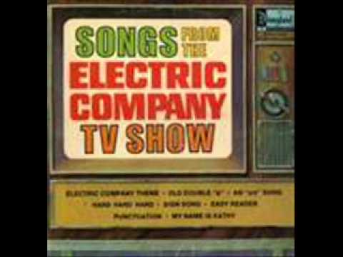 """My Name Is Kathy"" - Songs From The Electric Company TV Show"