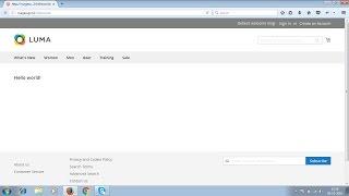 Magento 2 Develope Custom HelloWorld Module