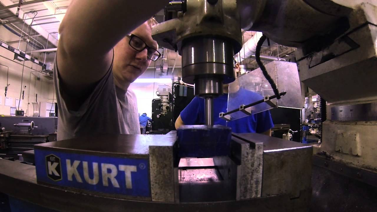 General Machinist Apprenticeship | Niagara College