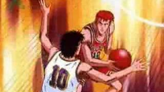 Slam Dunk amv: Kainan vs Shohoku