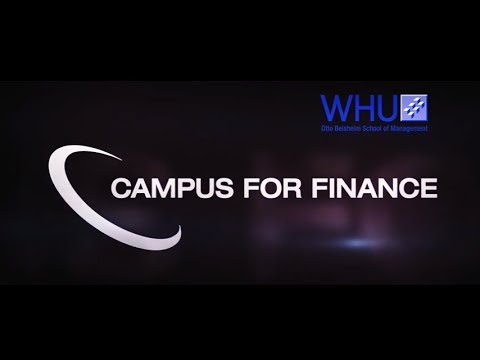 Campus for Finance - Official Trailer