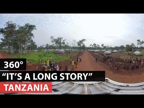 360° | You Have Done Something Very Precious For Us Burundi Refugees in Tanzania