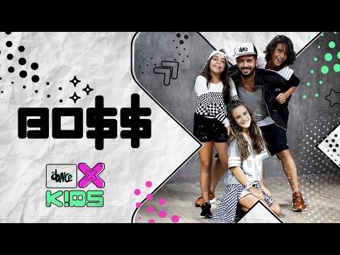 BO$$ BOSS - Fifth Harmony - Coreografia  FitDance XKids