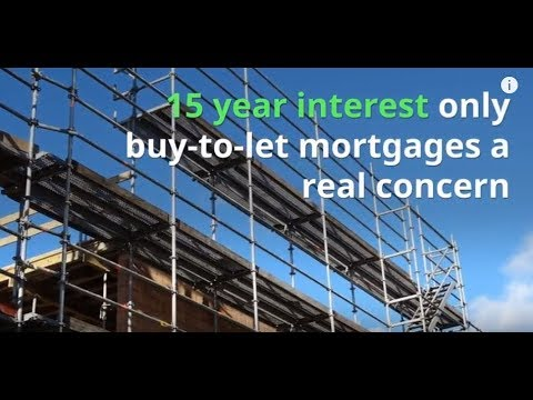 15 year interest only buy-to-let mortgages a real concern – Michael McGrath