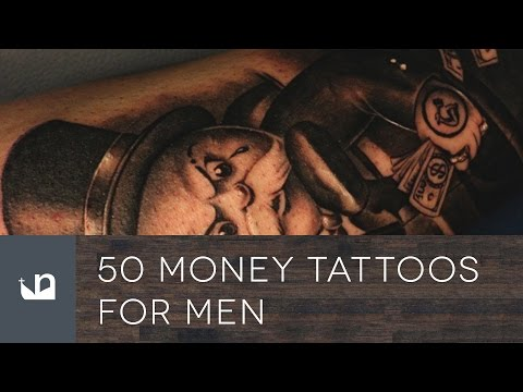 50 Money Tattoos For Men