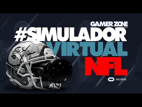 SIMULADORES GAMER ZONE #NFL