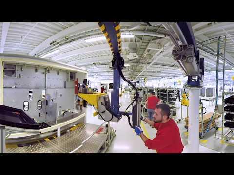 Virtual 360° Tour of SMA Production